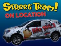 Street Team Event