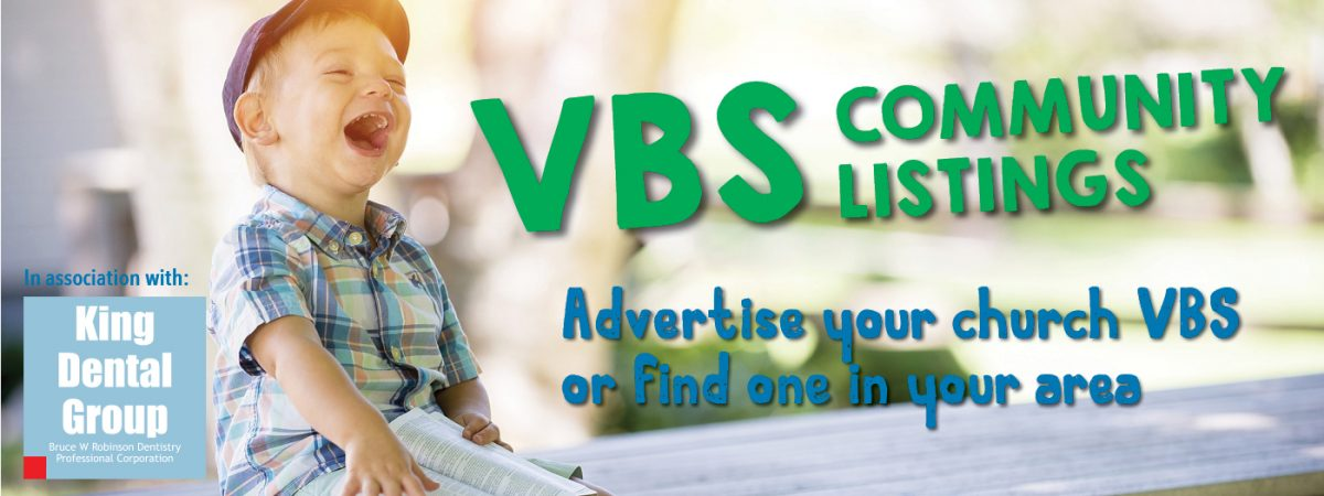eebc272c4 Send us information about your VBS or church day camp to be added to our  listings!